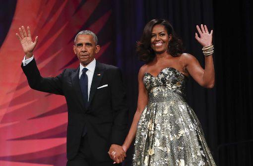Berichte: Rekordpreis für Obamas Memoiren