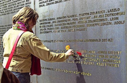 KZ-Gedenkstätte erhält ein Kulturerbe-Siegel