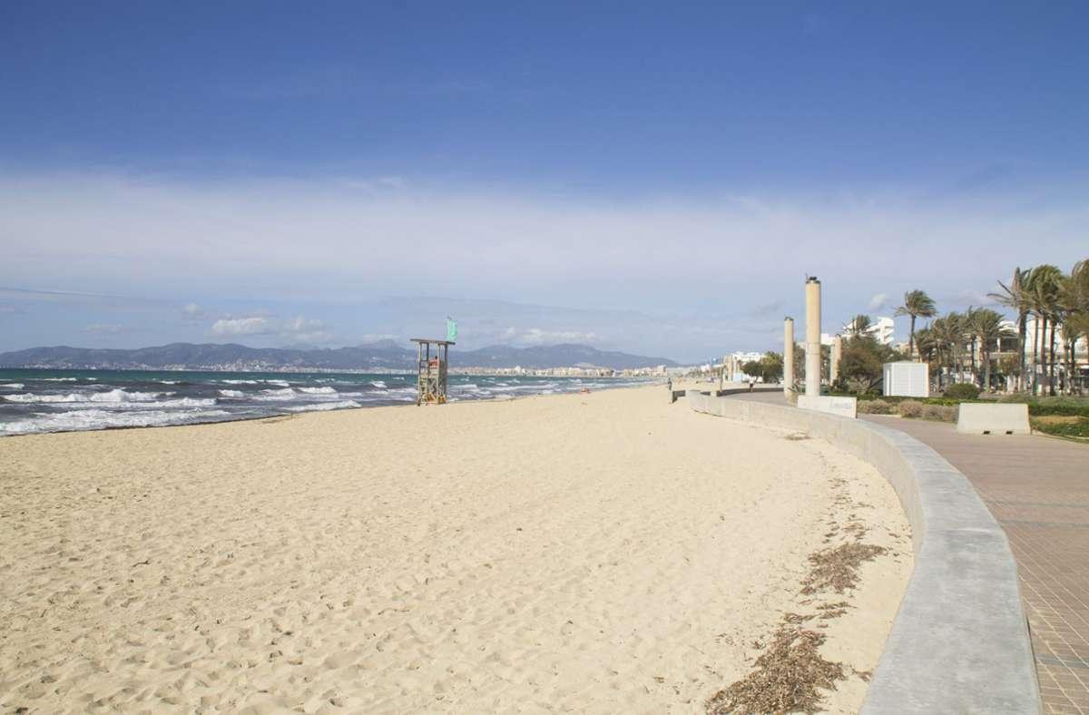 Die Lage auf der Urlaubsinsel Mallorca entspannt sich (Archivbild). Foto: dpa/Mar Granel Palou