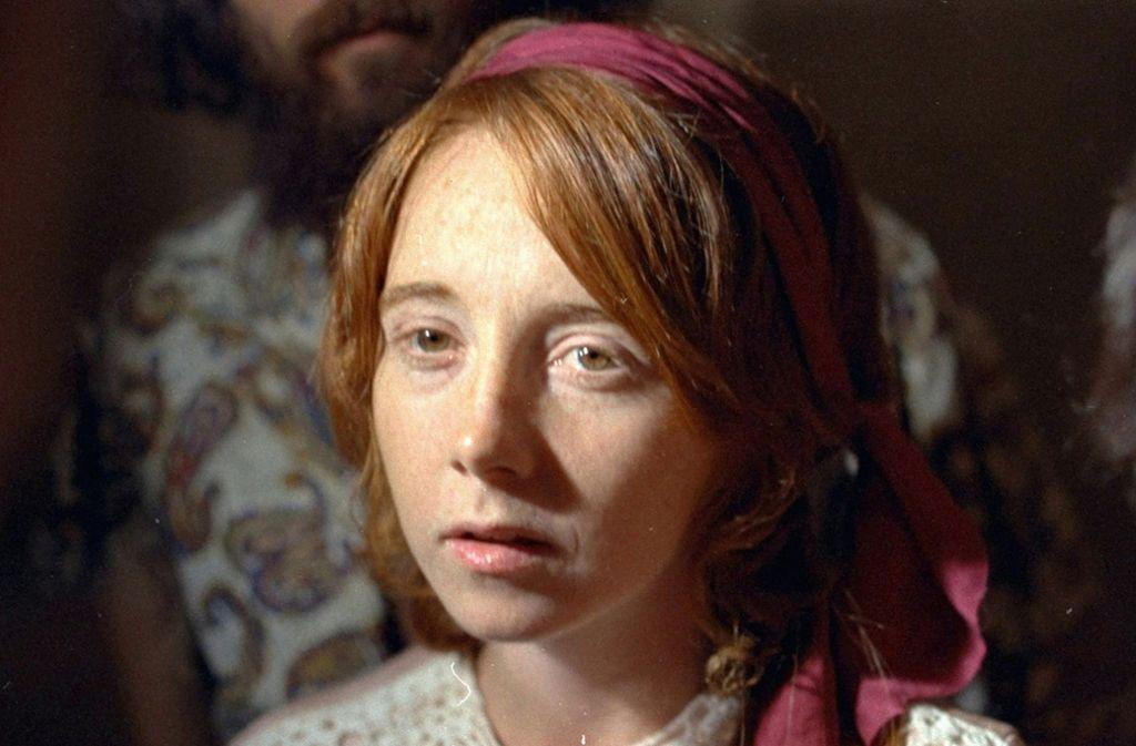 """Lynette """"Squeaky"""" Fromme 1975 war ein Mitglied der Manson Family. 1975 wurde sie wegen ihres Versuchs, den damaligen US-Präsidenten Gerald Ford zu ermorden, zu einer lebenslangen Freiheitsstrafe verurteilt. Foto: AP"""