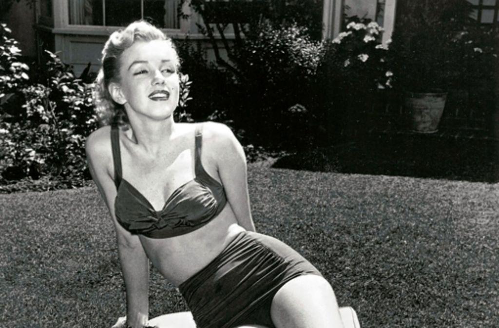 Auch Marilyn Monroe war Gast im legendären Luxushotel am Sunset Boulevard. Foto: dapd