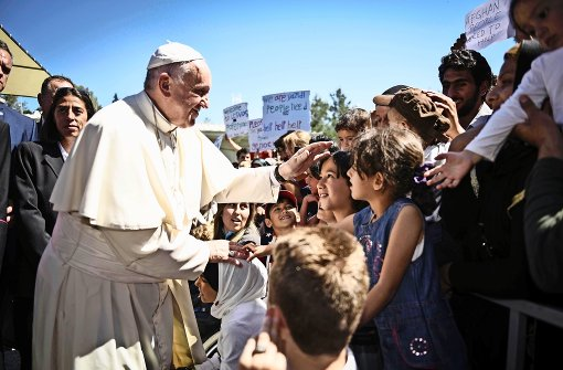 Papst appelliert an das Gewissen der Welt