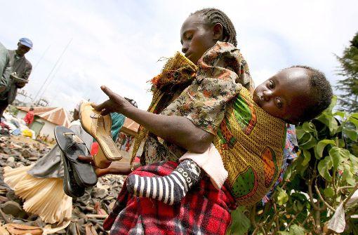 Frauen in Entwicklungsländern: Jung, arm, schwanger