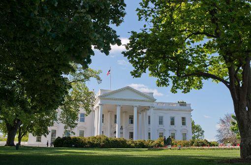 Weißes Haus verwehrt Journalisten Zugang zu Fragerunde