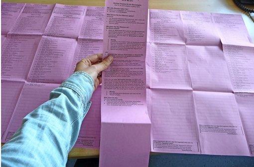 Kommunalwahl: Alle Stimmzettel kommen per Post