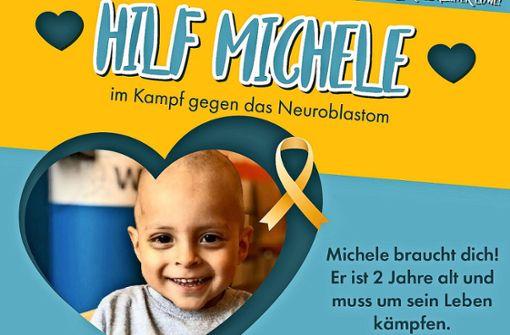 Barcelonas Ärzte sollen dem kleinen Michele helfen