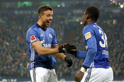 Schalke untermauert Europacup-Ambitionen