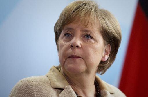 Merkel: Worte im Zusammenhang sehen