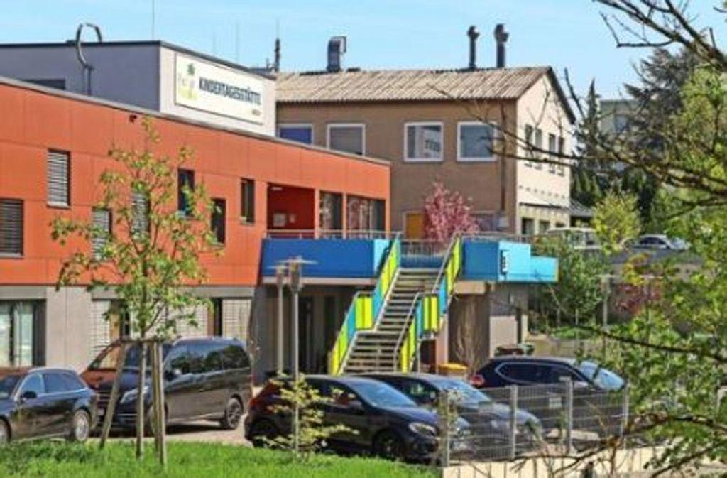 In der Kindertagesstätte Piccolo Paradiso in der Daimlerstraße gegenüber dem Bosch-Gelände soll ein 20-jähriger Azubi Kinder sexuell missbraucht haben. Foto: factum/Granville