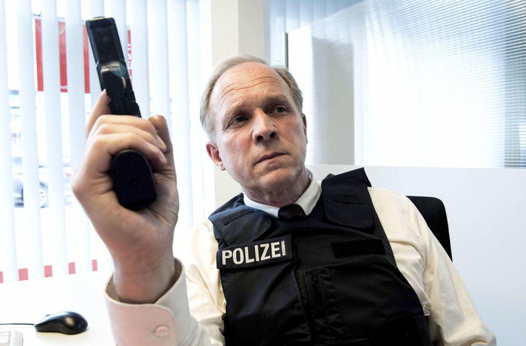 Wie kommt Murot (Ulrich Tukur) aus dieser Nummer wieder raus? Foto: HR