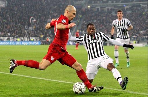 FC Bayern verschenkt Sieg gegen Juventus Turin