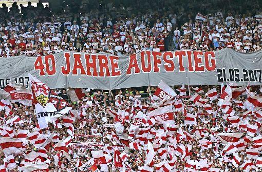 Darum sind die VfB-Fans so treu