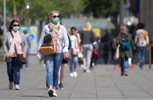 Königstraße füllt sich – Umsätze fehlen trotzdem
