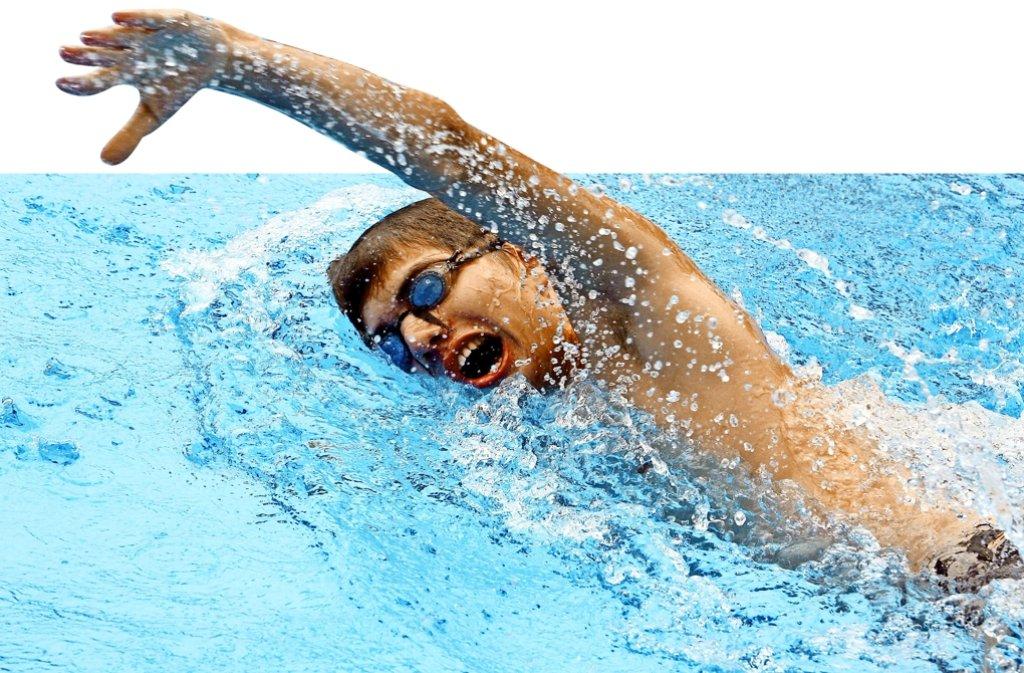Vom Babyschwimmen bis hin zum Leistungssport –  die  Wasserfreunde sind breit aufgestellt. Foto: A. Gorr