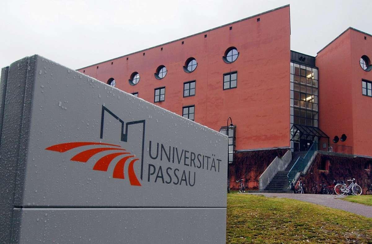 Die Staatsanwaltschaft Passau hatte nach der Drohung gegen die Uni Passau ein Strafverfahren eingeleitet (Archivbild). Foto: dpa/Armin Weigel