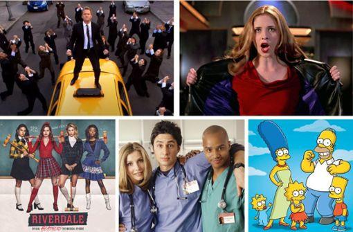 Die 10 besten Musical-Episoden