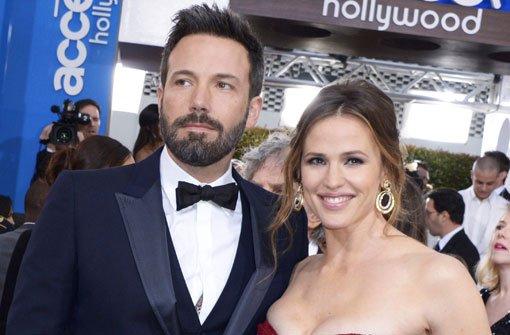 Hollywood hat ein Traumpaar weniger