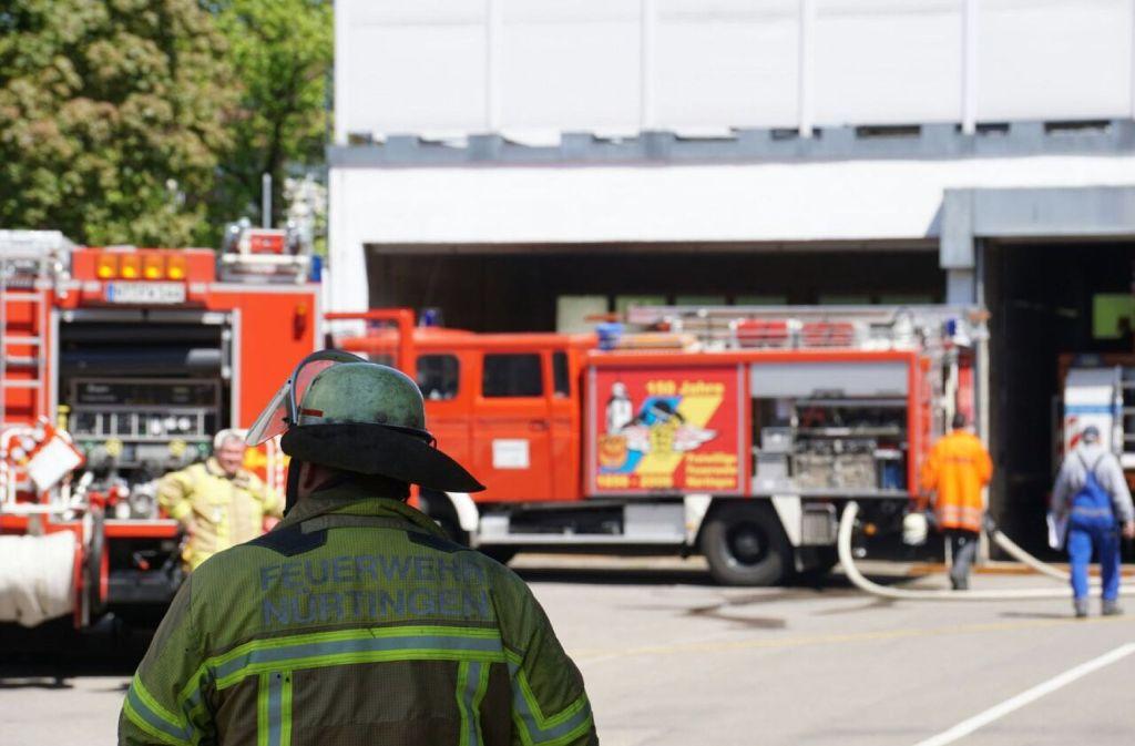 In Nürtingen ist am Mittwoch die Stromversorgung zusammengebrochen. Foto: SDMG