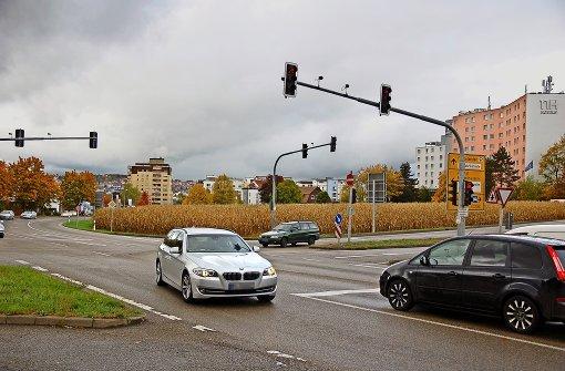 Sperrung in Bonlanden kann für Verkehrschaos sorgen