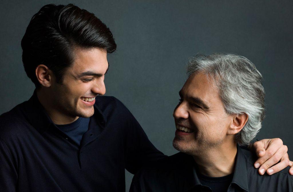 Andrea Bocelli Sohn