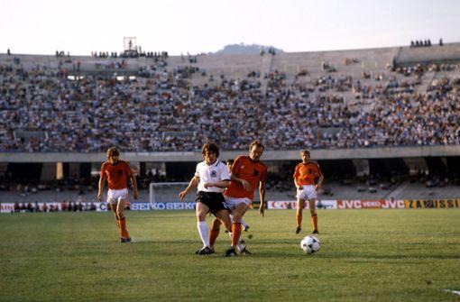 Debüt in DFB-Team vor 40 Jahren hatte bitteren Nachgeschmack