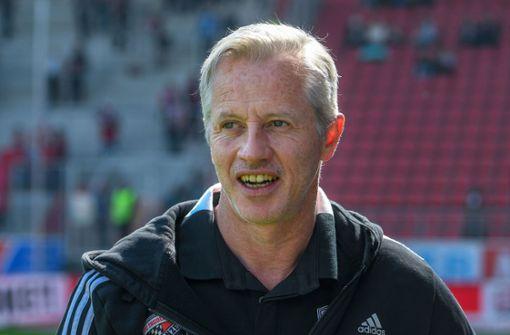 Ex-VfB-Coach wird neuer Trainer beim 1. FC Nürnberg
