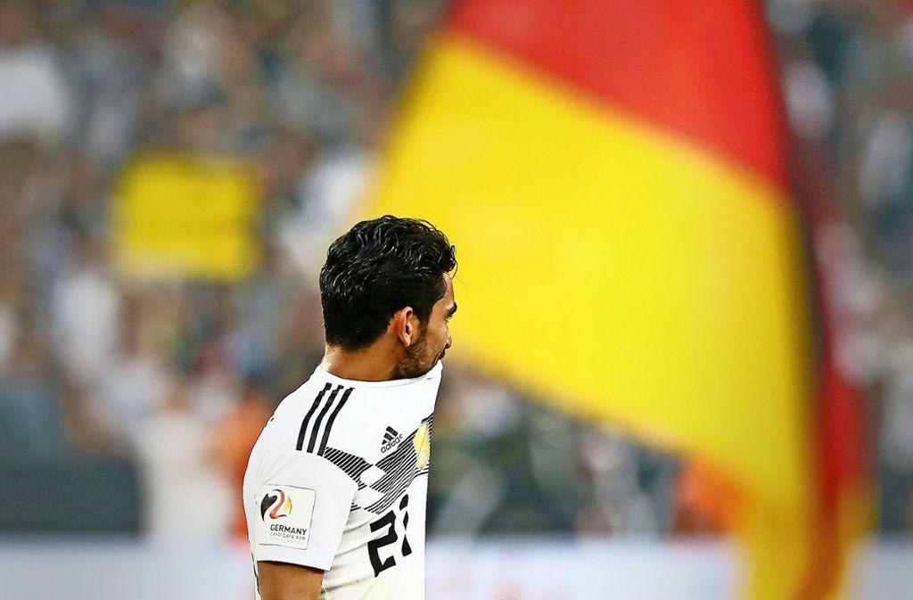 Es ist kompliziert: Das ist der Beziehungsstatus von Ilkay Gündogan und vielen deutschen Fans Foto:
