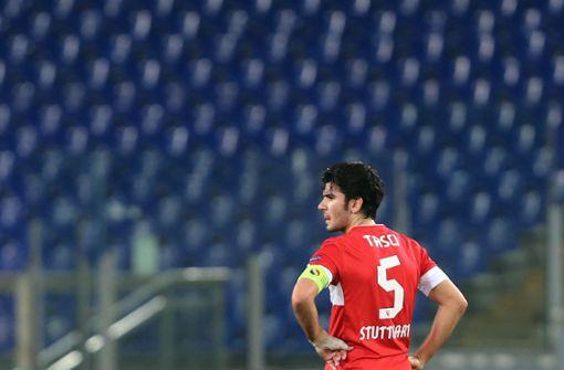 Als der VfB Stuttgart sein letztes Geisterspiel hatte