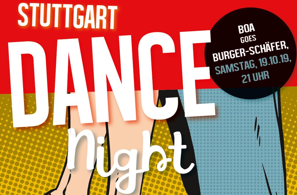 Die Stuttgart Dance Night findet bereits zum dritten Mal statt.  Foto: Stuttgart Dance Night/boa/Tanzschule