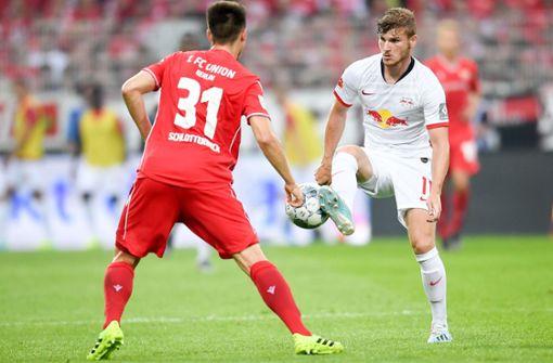 Wechselt Timo Werner, profitiert  der  VfB Stuttgart davon