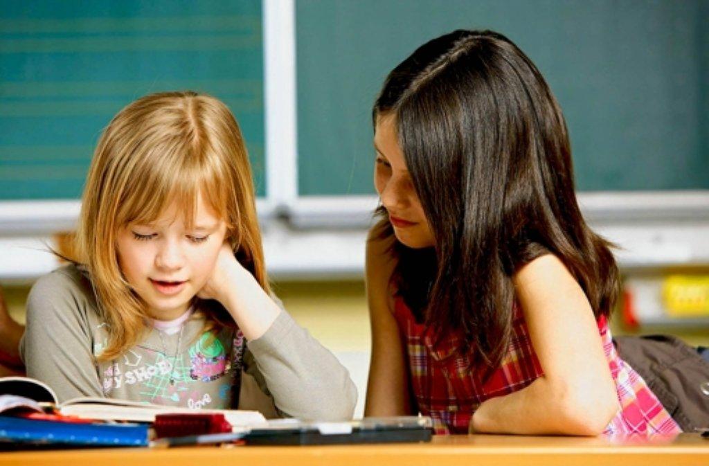 Die individuelle Förderung von Schülern gewinnt immer mehr an Bedeutung. Foto: Archiv