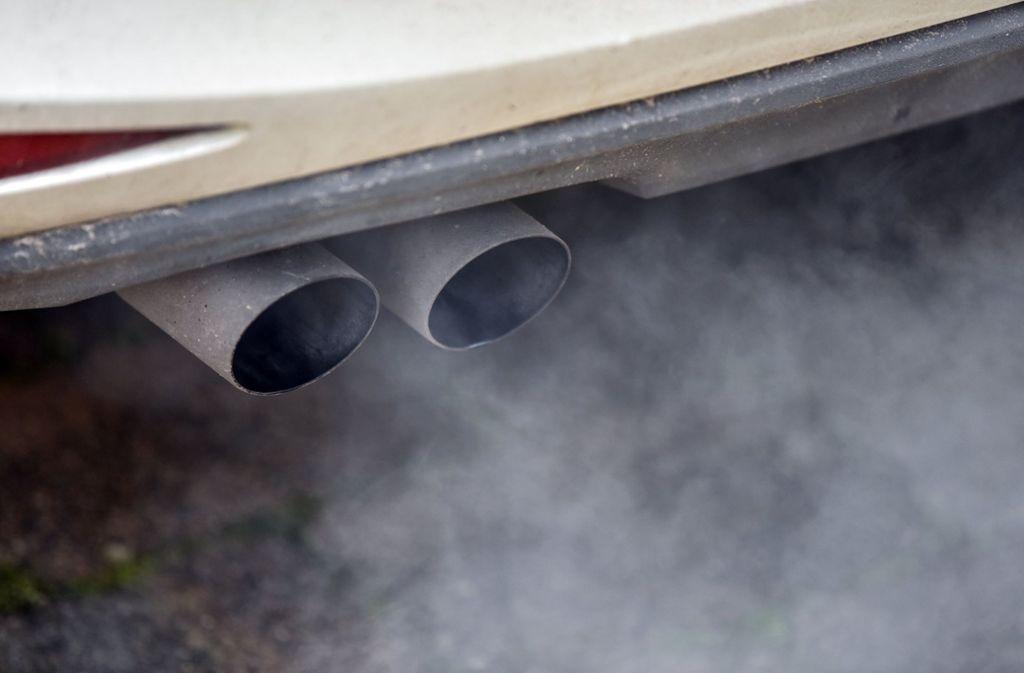Städte können Fahrverbote für ältere Dieselfahrzeuge verhängen. Das Leipziger Urteil wird in der Bundespolitik unterschiedlich bewertet. Foto: dpa-Zentralbild