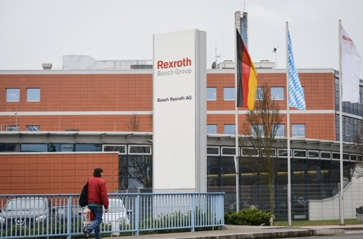 Bosch Rexroth  will Produktion verlagern