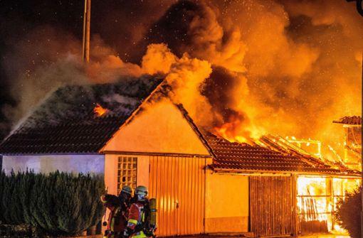 Brandspezialisten unterstützen Ermittlungen