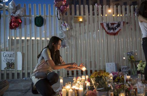 Freundin des Schützen wusste nichts von Massaker-Plänen