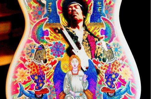 Einmal so spielen wie Jimi Hendrix