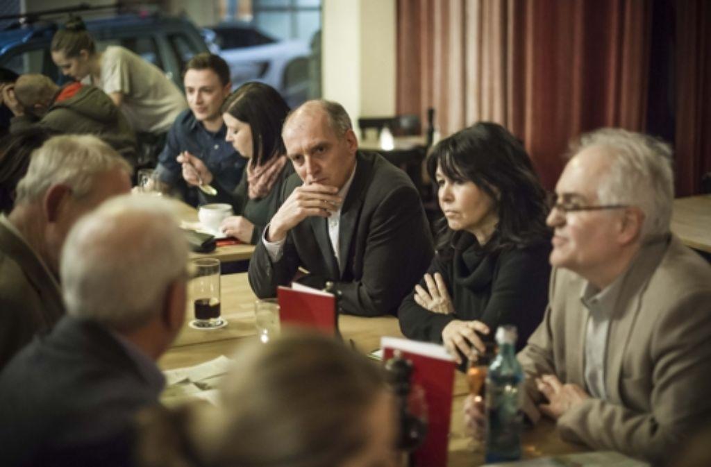Der StZ-Kneipenabend findet regelmäßig im Café Heller in Stuttgart statt. Foto: Lichtgut/Max Kovalenko