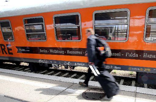 Bremst die Deutsche Bahn den Konkurrenten aus?