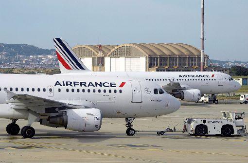 Auch Air France wird ab Herbst eine Billige-Tochter an den Start bringen. Foto: AFP