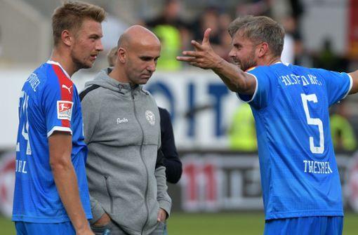 Holstein Kiel entlässt Schubert – Torfestival in Darmstadt