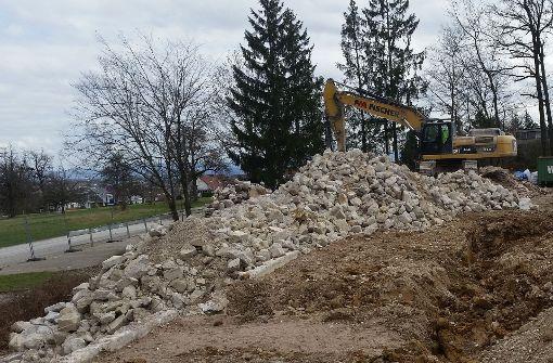 Neubau verteuert sich um 160000 Euro