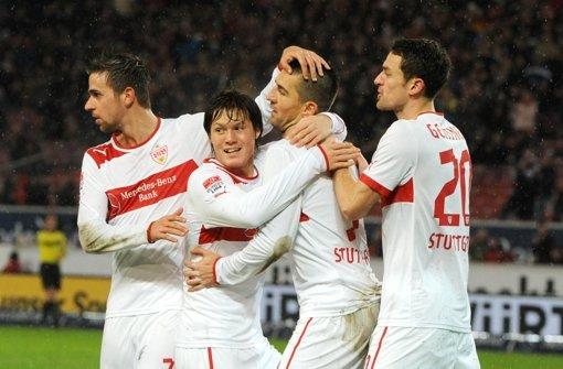 Traoré und Ibisevic sorgen für VfB-Sieg