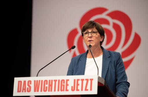 SPD-Spitze kritisiert Grün-Schwarz scharf