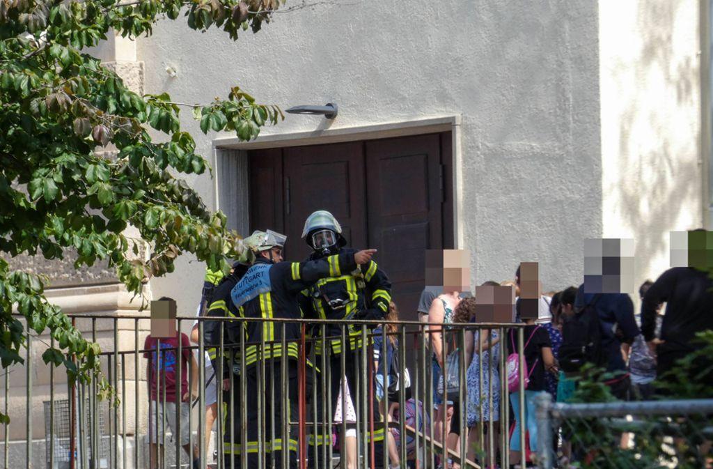 In der Realschule Ostheim wurde Reizgas versprüht. Foto: 7aktuell.de/Andreas Werner