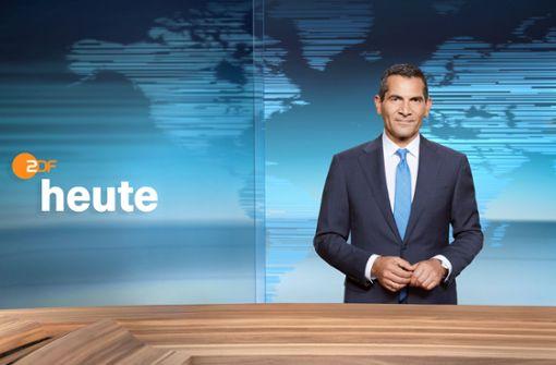 "Mitri Sirin moderiert ""heute""-Sendung"