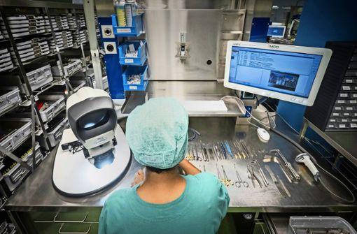 Ausschuss befasst sich mit Missständen im Klinikum Stuttgart