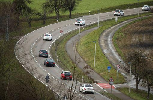 Autobahnzubringer hängt weiter in der Luft