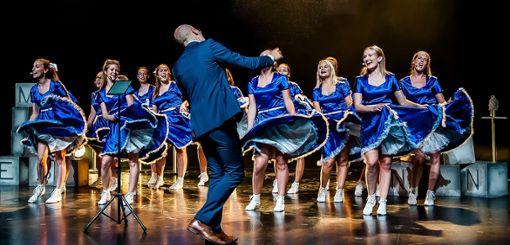 Gelebte Chormusik: Der preisgekrönte Mädchenchor Scala & Kolacny Brothers tritt am 21. November im Stuttgarter Theaterhaus auf.
