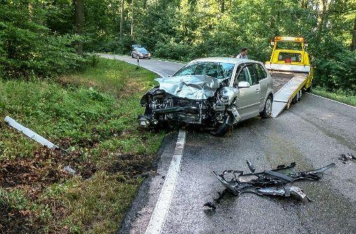 Mutter und Tochter bei Unfall verletzt