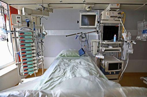 Kliniken bereiten sich auf den Extremfall vor